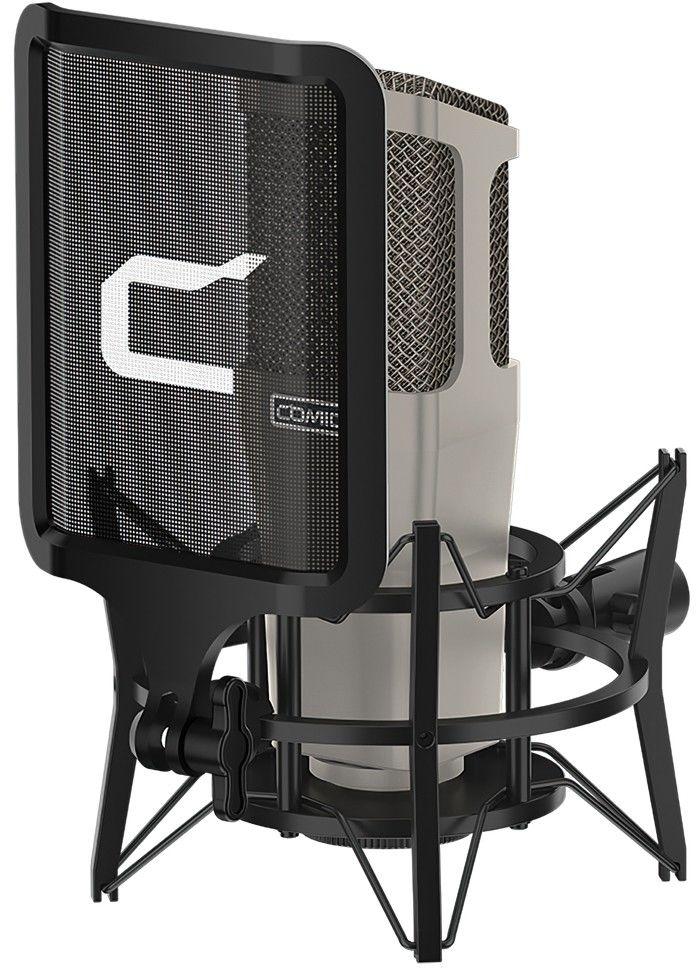 Studyjny mikrofon pojemnościowy kardioidalny Comica STM01