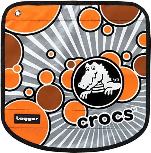 Tagger 5001-703061-BSLY-ARGR Messenger Flap Crew - Crocs - Army Green, unisex - dla dorosłych, 46 x 30 x 15 cm (szer. x wys. x głęb.), Orange/Duor (pomarańczowa) - 5001-703061-BSLY-DUOR