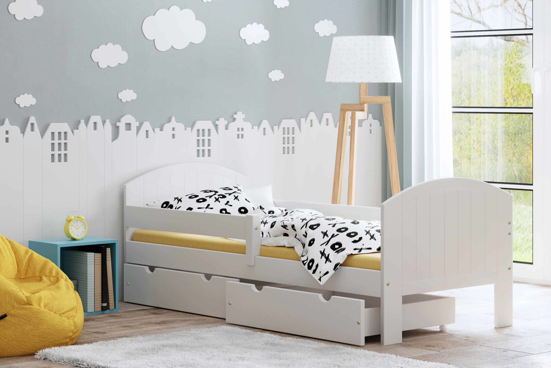 Łóżko dla dzieci pojedyncze Mikko