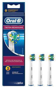 3 końcówki do przestrzeni międzyzębowych (MicroPulse) do szczoteczek Oral-B Oral-B konc Tiefen 3pak