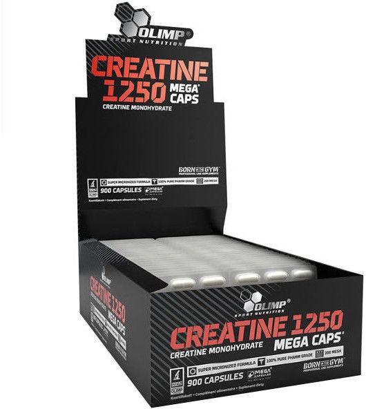 OLIMP CREATINE MONOHYDRATE MEGA CAPS 30 kaps.