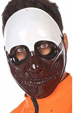 Atosa Solo Halloween maska wielokolorowa (51463)