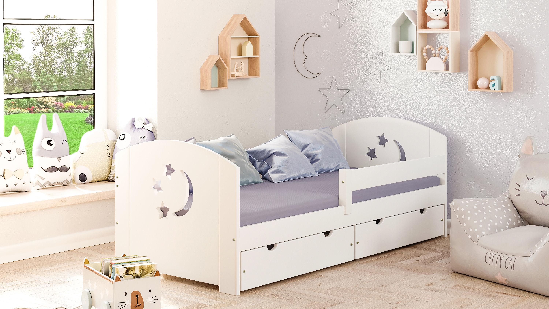 Łóżko dla dzieci pojedyncze Molly