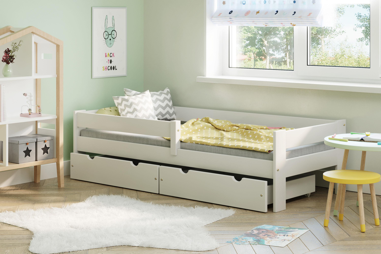 Łóżko dla dzieci pojedyncze Paul
