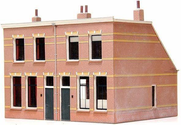 Dom Bliźniak model do sklejania Artitec