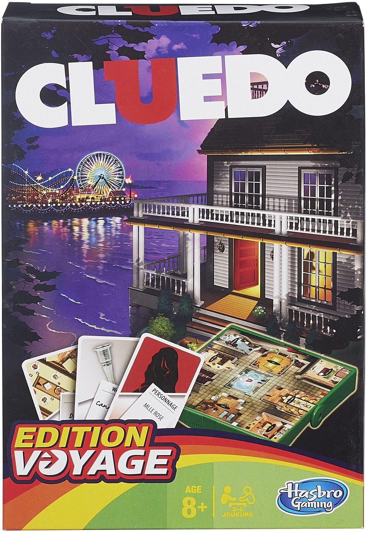 Hasbro  B09991010  Murder Travel