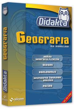 Didakta - Multilicencja nieograniczona czasowo - Geografia