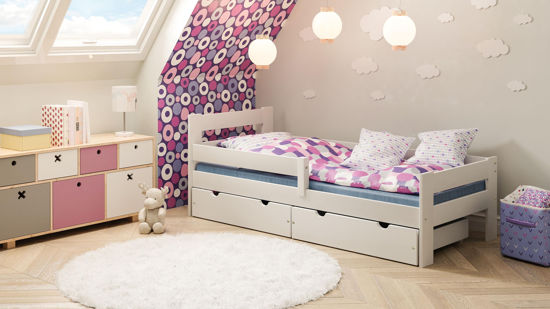 Łóżko dla dzieci pojedyncze Paul M
