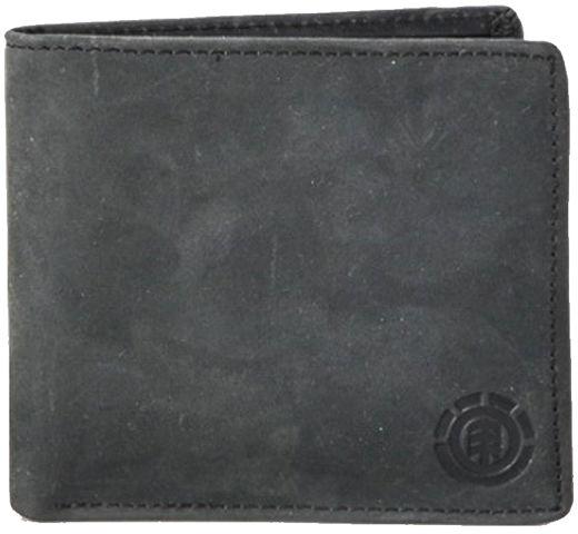 Element AVENUE black mężczyzna luksusowy portfel