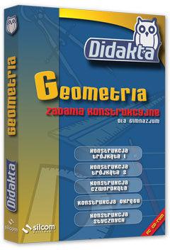 Didakta - Multilicencja nieograniczona czasowo - Geometria 1 - Zadania konstrukcyjne