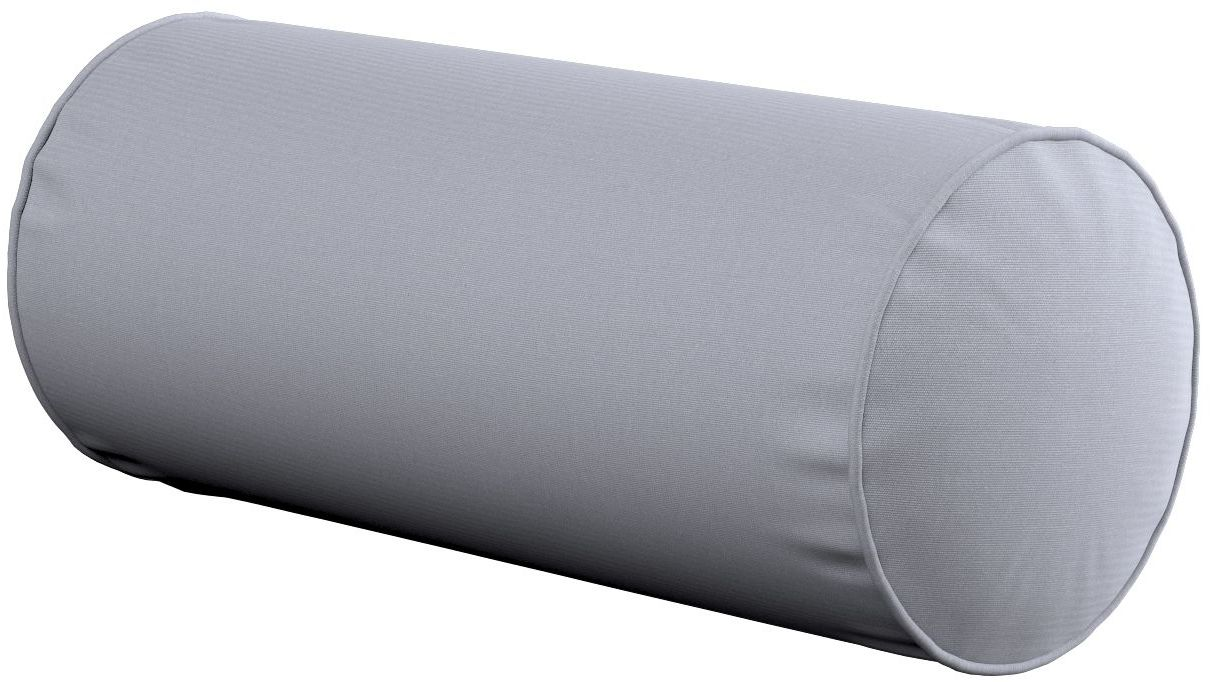 Poduszka wałek prosty, szary, Ø16  40 cm, Jupiter