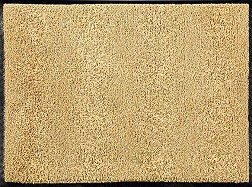 ID Mat te C12018001 Comfort mata dywanowa nylon/guma nitrylowa, beżowa, 60 x 80 cm