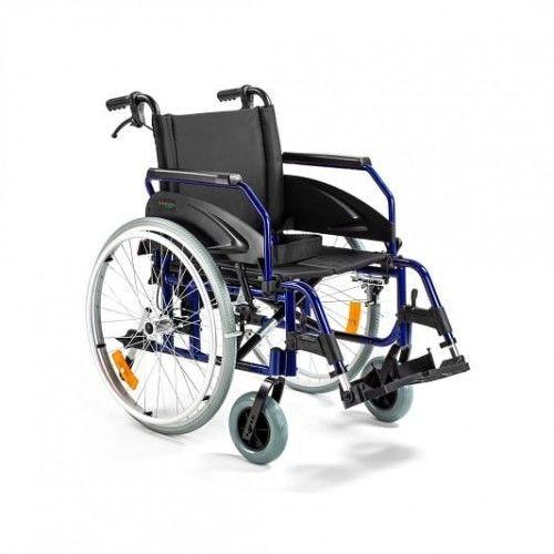 Wózek inwalidzki aluminiowy TGR-R WA 163-1