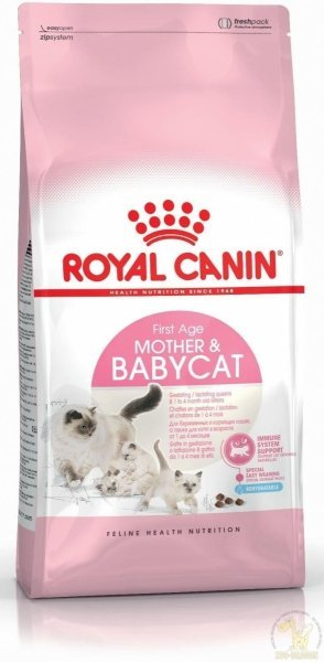 Royal Canin First Age Mother & Babycat 4kg