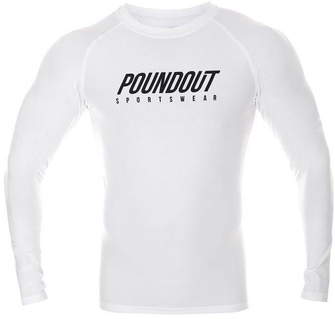 Poundout rashguard z długim rekawem PURE