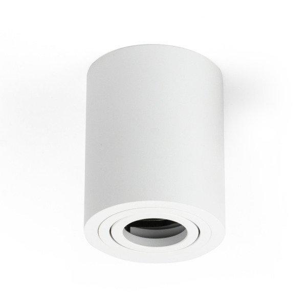 Oprawa sufitowa spot tuba natynkowa CROSTI SASARI RO 145 S biały śr. 9cm - biały Koło S