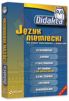 Didakta - Multilicencja nieograniczona czasowo - Język niemiecki 1