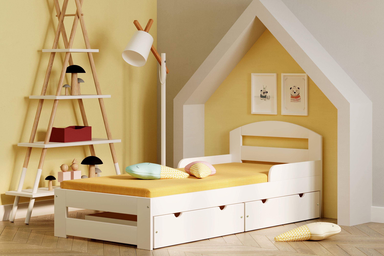 Łóżko pojedyncze dla dzieci Timon S