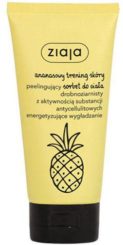 Ziaja ananasowy energetyzujący żel 2 w 1 160 ml