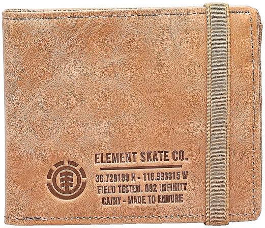 Element ENDURE L. II NATURAL mężczyzna luksusowy portfel