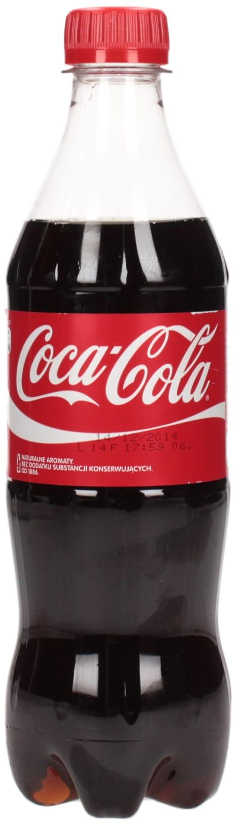 Napoj 0.5l Coca-Cola butelka