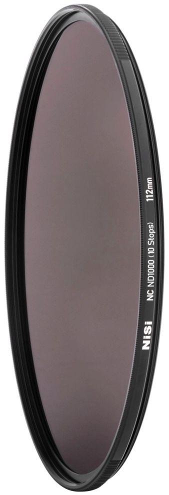 Filtr neutralnie szary NiSi ND1000 (3.0) 112mm do Nikon Z 14-24mm F2.8 S
