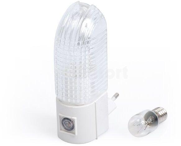 Lampka z czujnikiem zmierzchowym żarówka E14 230V/7W