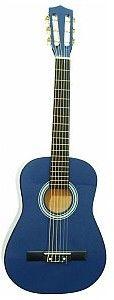 Dimavery AC-303 classical guitar 1/2, blue, gitara klasyczna