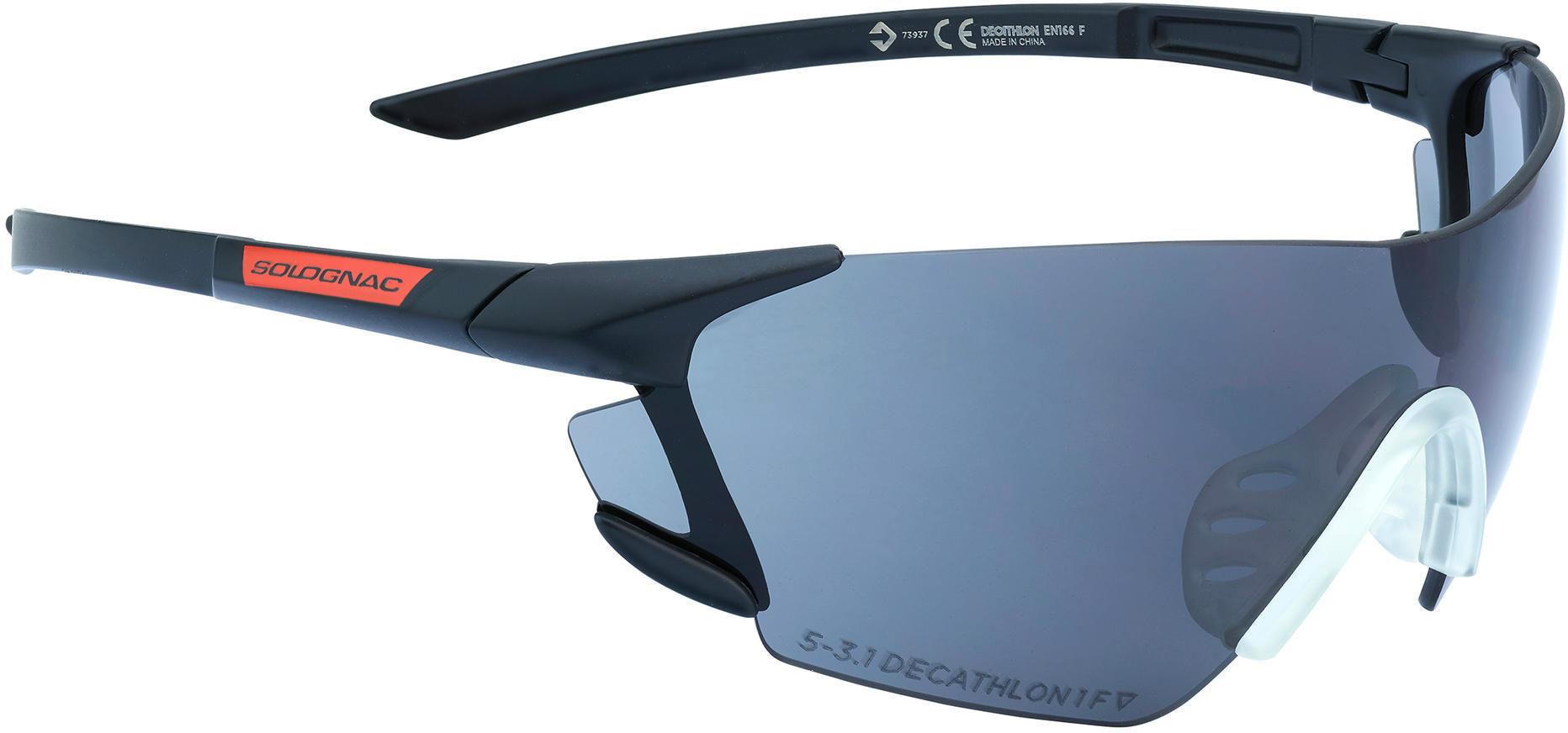 Okulary ochronne CLAY 100 przeciwsłoneczne