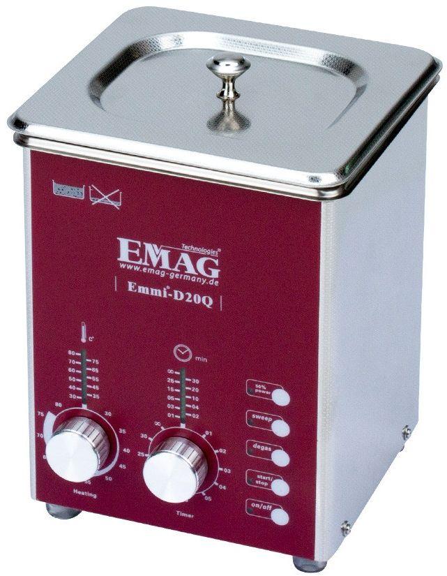 Myjka ultradźwiękowa Emmi D 20 Q Emmi D 20 Q