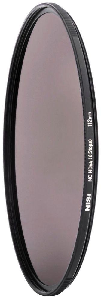 Filtr neutralnie szary NiSi ND64 (1.8) 112mm do Nikon Z 14-24mm F2.8 S