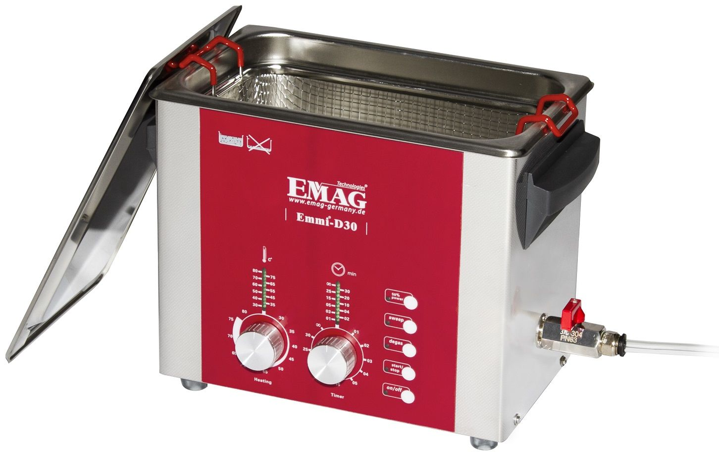 Myjka ultradźwiękowa EMAG Emmi D 30 Emmi D 30