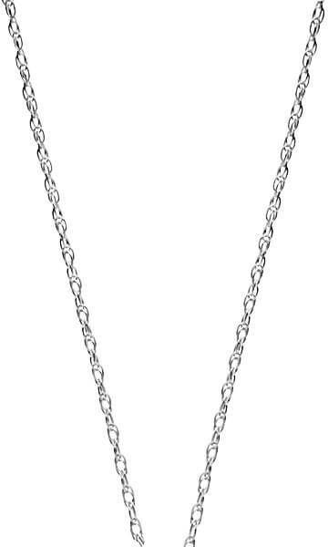 Staviori naszyjnik. białe złoto 0,585. długość regulowana 40cm lub 43cm. szerokość 1 mm. łańcuszek / naszyjnik - delikatny jak mgiełka - który można nosić sam lub dobrać jakąś delikatną zawieszkę.