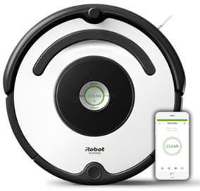 iRobot Roomba 675 + BEZPŁATNA 3-letnia GWARANCJA - Zobacz i testuj robota na żywo w naszym sklepie w Warszawie lub wysyłka w 24h!