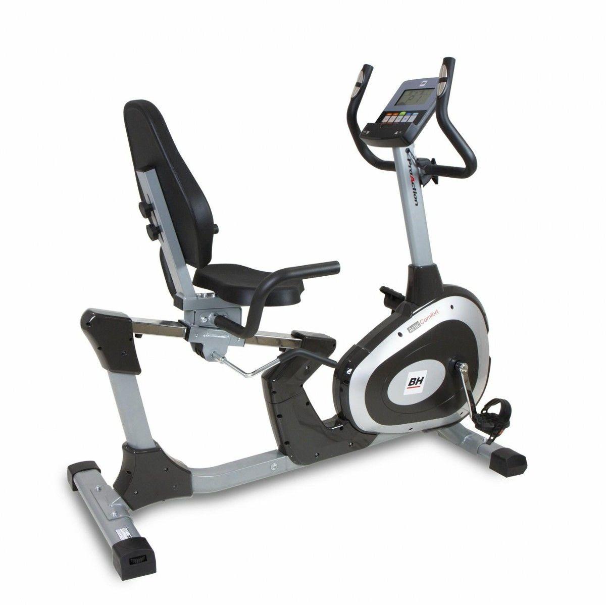 Rower Treningowy Magnetyczny Artic Comfort Program H854B BH Fitness