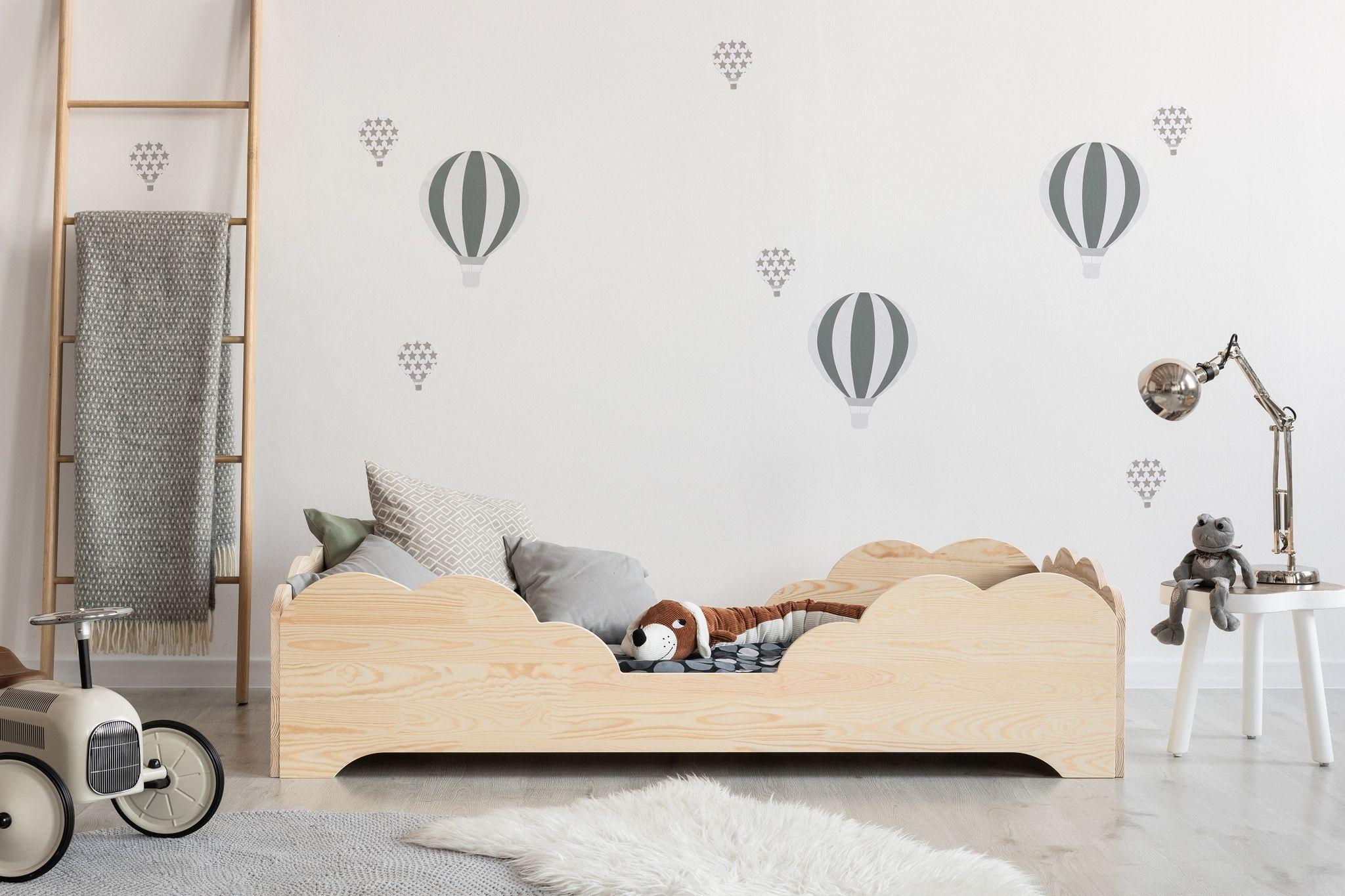 Łóżko dla dzieci pojedyncze Johny