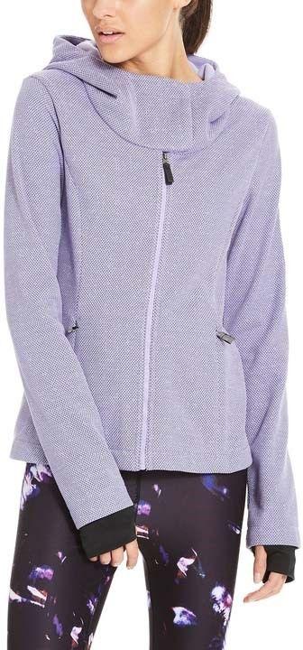 bluza BENCH - Knit Hoody Light Purple (PU132)