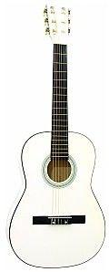 Dimavery AC-303 classical guitar 3/4, white, gitara klasyczna