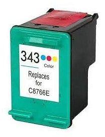 Zgodny tusz do HP 343 XL kolor