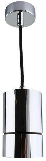 Lampa wisząca Raffael AZ1624 AZzardo nowoczesna oprawa w kolorze chromu