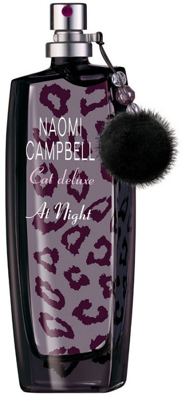 CAT DELUXE AT NIGHT - Naomi Campbell Woda toaletowa 15 ml