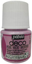 Pébéo 285107 farba tablicowa, akryl, 45 ml, antyczna masa perłowa