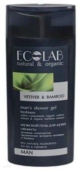 EO Laboratorie Odświeżający żel pod prysznic dla mężczyzn - 250 ml