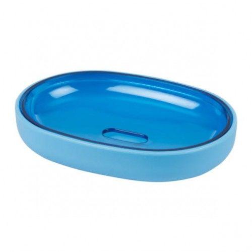Mydelniczka kolor błękitny, tworzywo