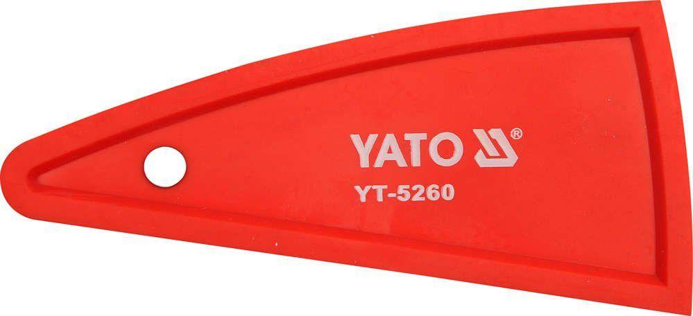 Szpachelka do silikonu 135 mm Yato YT-5260 - ZYSKAJ RABAT 30 ZŁ