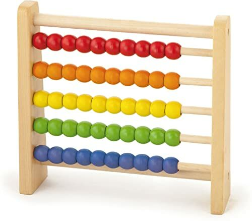 VIGA 54224VG wooden Abacus ABAKUS