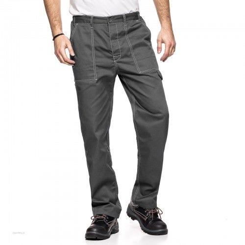 Spodnie do pasa AVACORE BLAUMANN w kolorze szarym