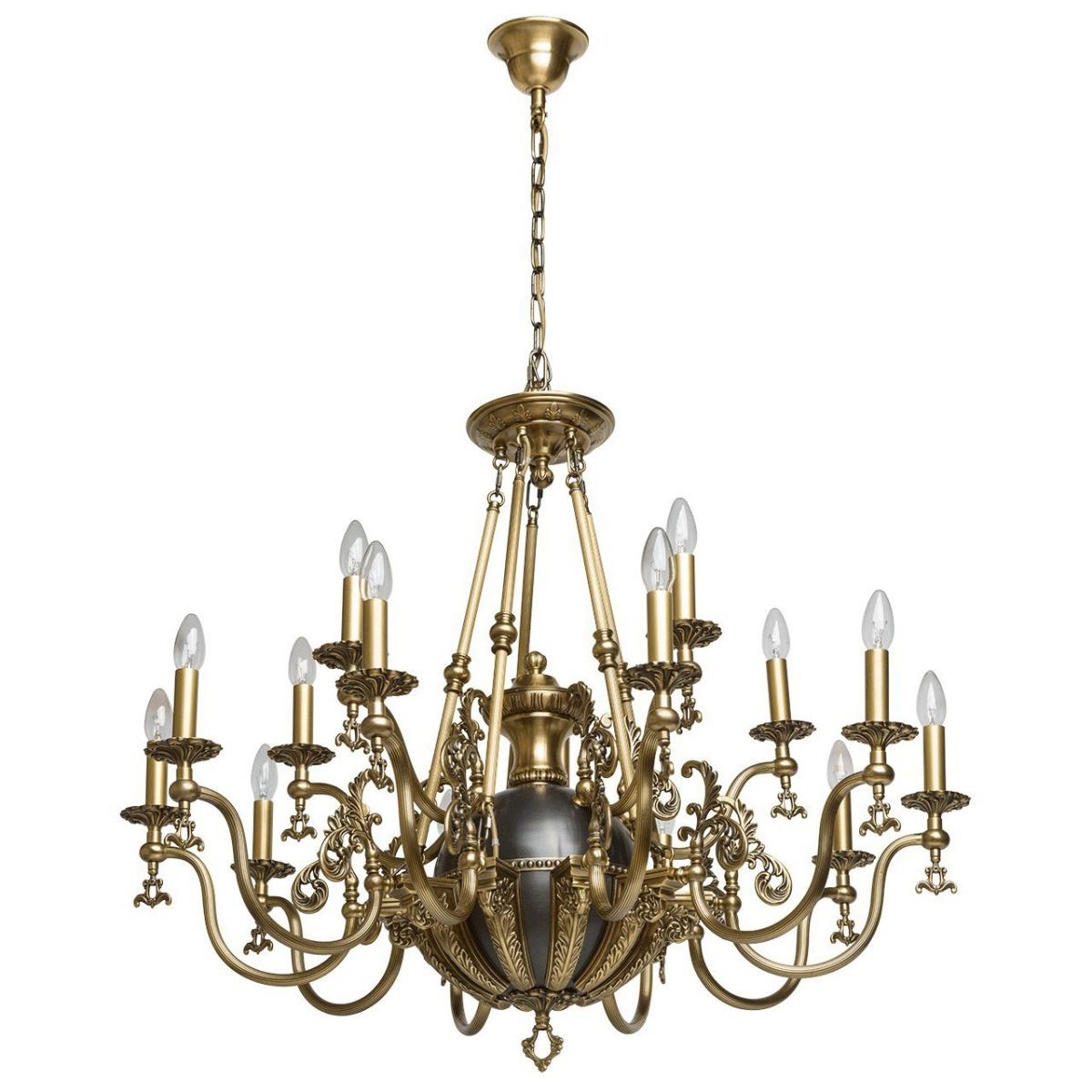 Lampa zwis Chiaro Classic - 491012315 MW - Sprawdź MEGA rabaty w koszyku !