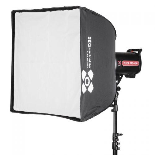 Softbox prostokątny Quadralite FLEX 60x60 cm