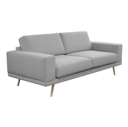 Sofa SO SIMPLE! jasny szary